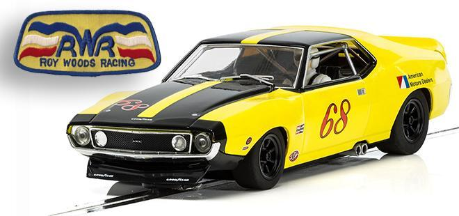 AMC JAVELIN TRANS AM SCALEXTRIC
