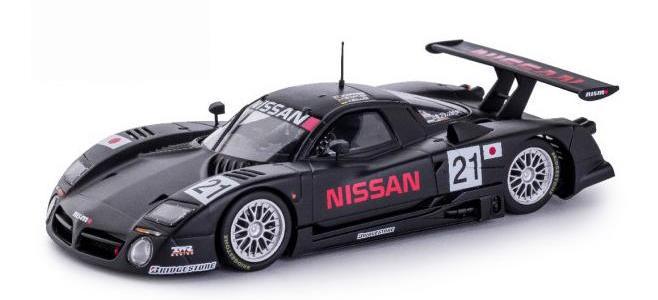 NISSAN R390 GT1 TEST SLOTIT