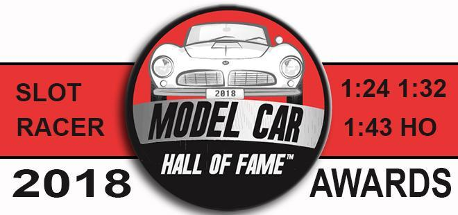 HALL OF FAME 2018 AWARDS