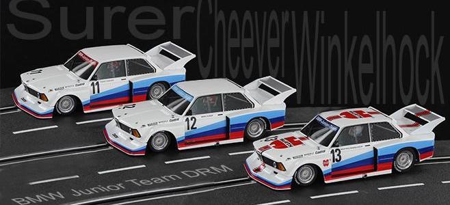 BMW JUNIOR TEAM SIDEWAYS