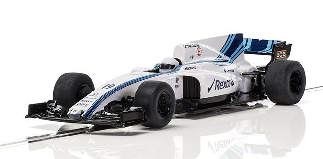 WILLIAMS FW40 SCALEXTRIC