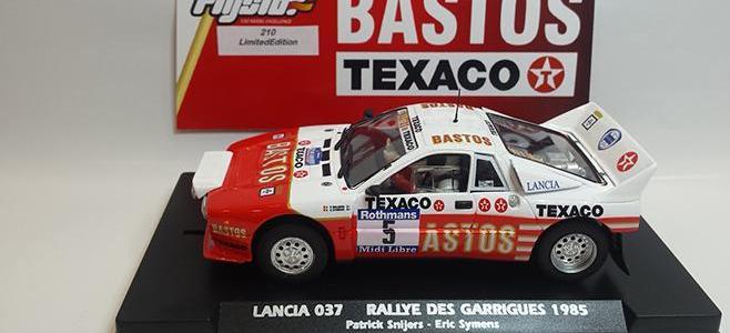 LANCIA 037 RALLY BLANCO