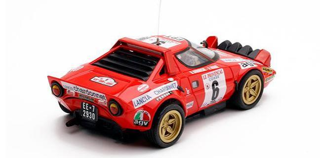 LANCIA STRATOS HF TEAM SLOT