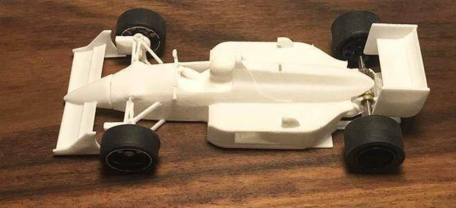 WILLIAMS FW11B TA71S