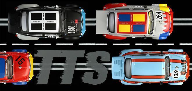 FIAT ABARTH 1000 TCR TTS