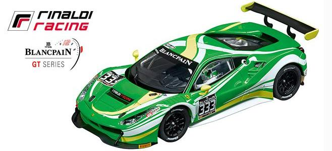 FERRARI 488 GT3 RINALDI CARRERA