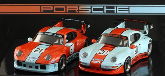 PORSCHE 911 GT2 GULF REVOSLOT