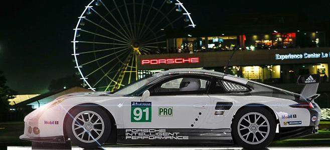 PORSCHE 911 RSR LM 2016 SCALEXTRIC