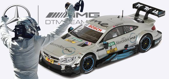 MERCEDES AMG C63 DTM CARRERA