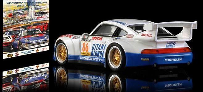 911 GT2 BLONDES REVOSLOT