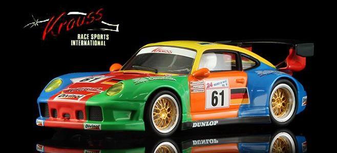 PORSCHE 911 GT2 KRAUSS REVOSLOT