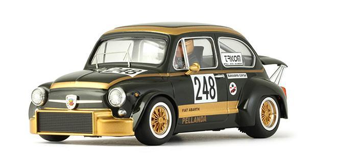 FIAT ABARTH 1000 TCR BRM TTS