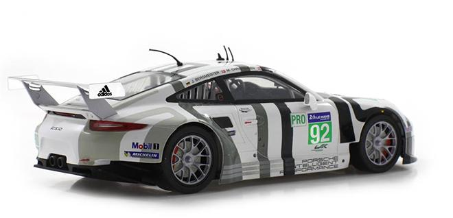 PORSCHE 991 RSR MANTHEY SCALEAUTO