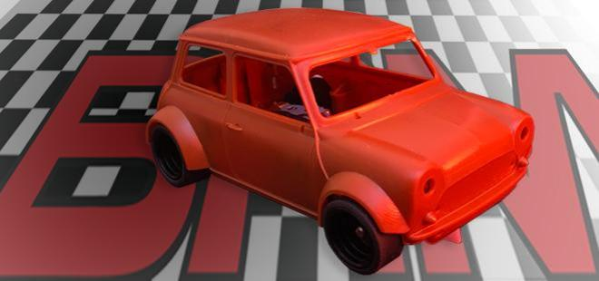 MINI COOPER PREVIEW BRM