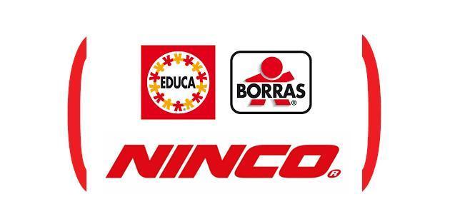 EDUCA BORRAS NINCO