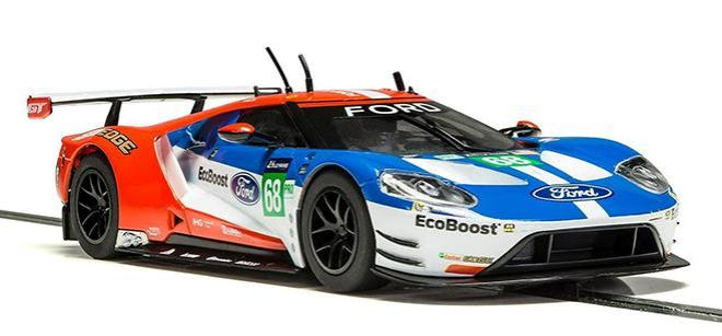 FORD GT GTE LM 2017 SCALEXTRIC