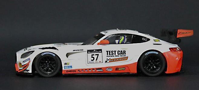 MB A GT3 TEST CAR SCALEAUTO