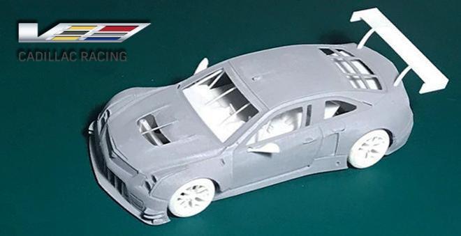 CADILLAC ATS V8 GT3 TA71