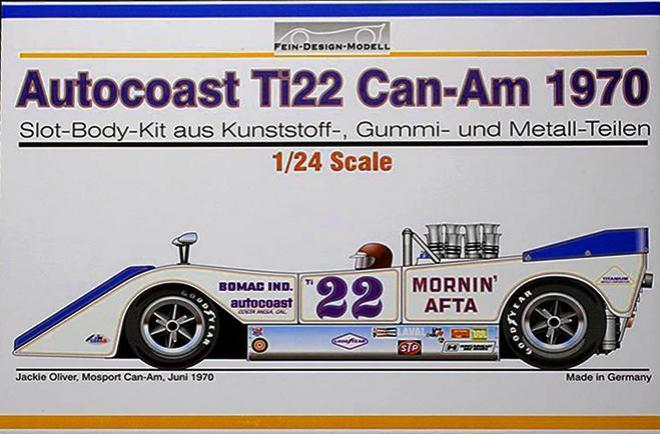 AUTOCOAST TI22 FEIN DESIGN MODELL