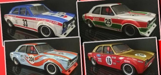 FORD ESCORT MK1 PREVIEW BRM