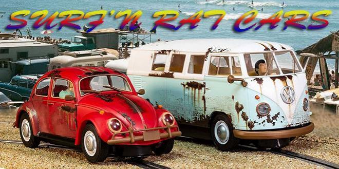 VW RAT SCALEXTRIC