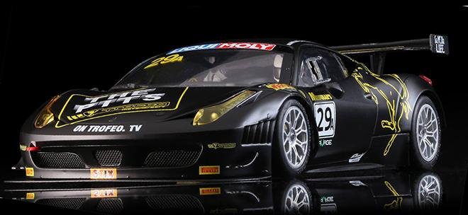 GT3 ITALIA TROFEO BLACK ARROW