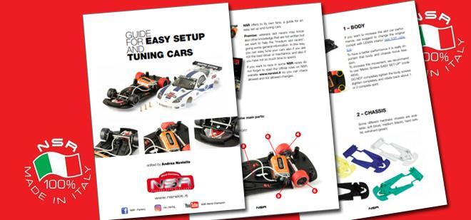 TUNING GUIDE NSR