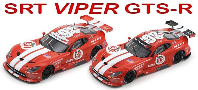 SRT VIPER GTS R GLEN SCALEAUTO