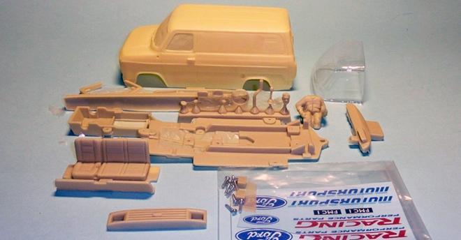 FORD TRANSIT MK2 GT MODELS