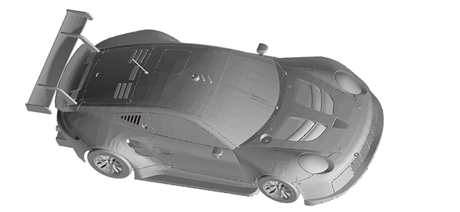 PORSCHE 911 RSR GT3 LM PREVIEW SCALEAUTO