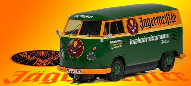 VW T1 JAGERMEISTER SCALEXTRIC