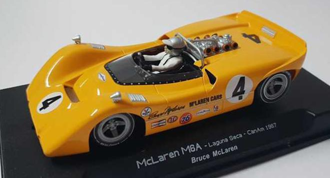 MCLAREN M6A CAN AM THUNDERSLOT