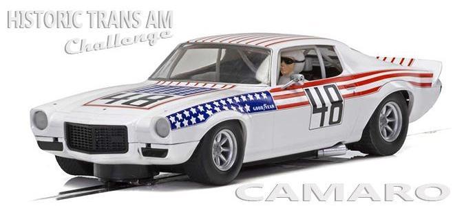 CAMARO 1970 TRANS AM SCALEXTRIC