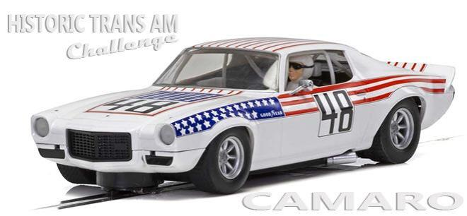 CAMARO 1970 TRANS AM SCALEXTRIC