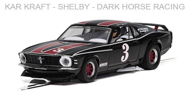 FORD BOSS 302 TA SCALEXTRIC