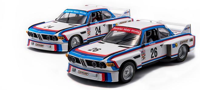 BMW 3,5 CSL IMSA FLY