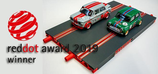 HARREL RS RED DOT AWARD