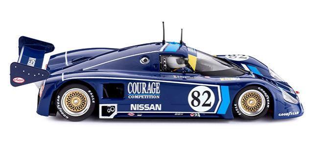 NISSAN R89C COURAGE SLOTIT