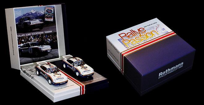 PORSCHE 911 SC RS TOUR DE CORSE SET SLOTWINGS