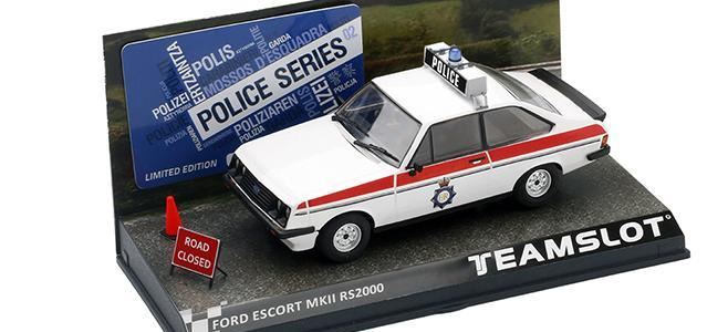 ESCORT RS2000 POLICE TEAM SLOT