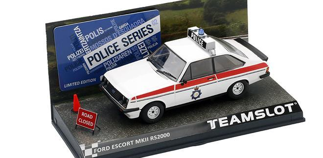 ESCORT RS2000 POLICE TEAM SLOT