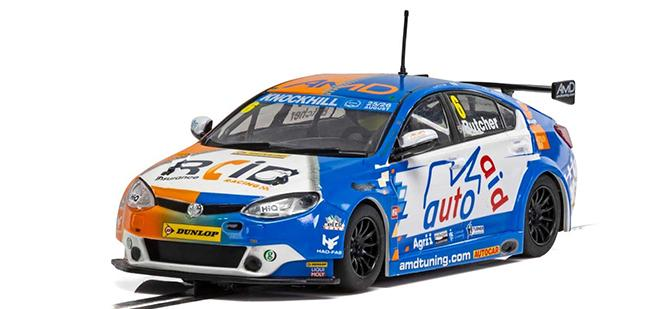 MG6 GT BUTCHER SCALEXTRIC