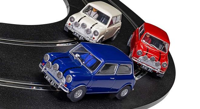 MINI TRIPLE PACK SCALEXTRIC