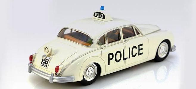 JAGUAR MKII POLICE PCS 32