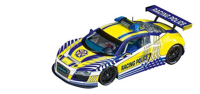 AUDI R8 LMS RACING POLICE CARRERA