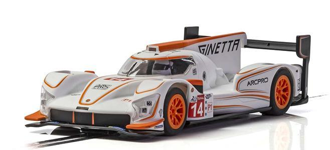 GINETTA G60 LT P1 SCALEXTRIC