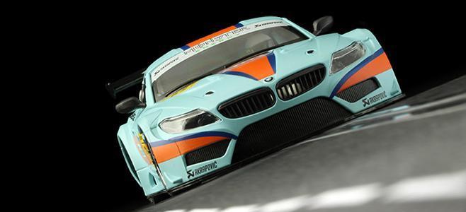 BMW Z4 NSR GULF