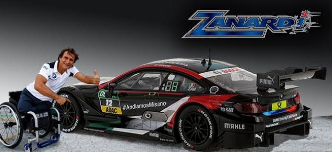 BMW M4 DTM ZANARDI CARRERA