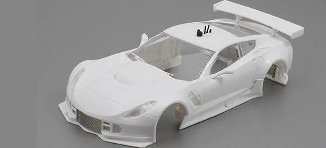 A7R WHITE KIT SCALEAUTO