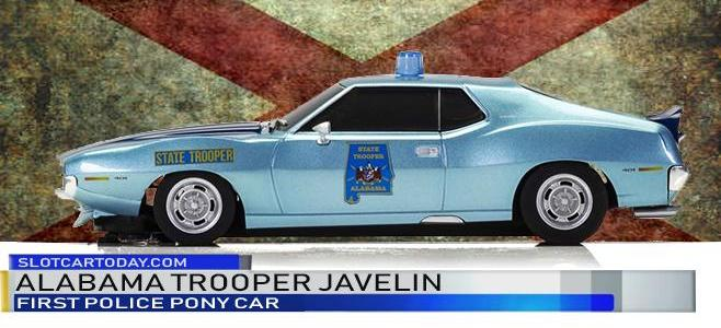 AMC JAVELIN SCALEXTRIC